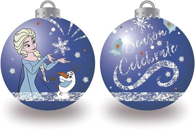 ARDITEX WD13416 Confezione da 10 palline albero di Natale diametro 6 cm di  Disney -Frozen II: Amazon.it: Casa e cucina