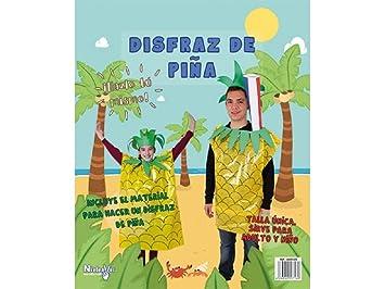 Niefenver Disfraz Bolsa Plástico Piña: Amazon.es: Juguetes y ...