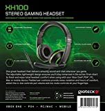 Gioteck XH100 Green Wired Mono Headset
