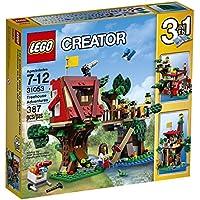 LEGO Creator 31053 Treehouse Adventures Building Kit (387...