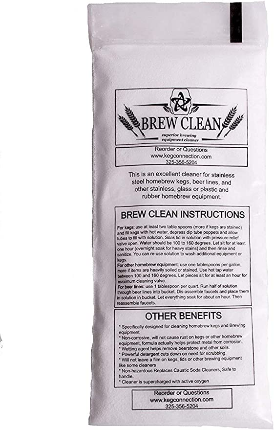 Wine Making Easy Clean Cleanser for Beer Brewing