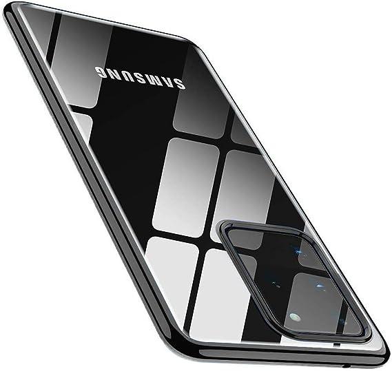 9H Vidrio Templado+ Marco Metal+Protecci/ón de la c/ámara para Samsung Galaxy S20 Ultra 5G Magn/ética Funda,360 Grados Transparente Carcasa Protectora Ultra-Delgado Anti-choques Estuche,Plata