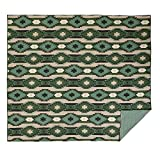 VHC Brands Sante Fe Pine Luxury King Quilt 105x120