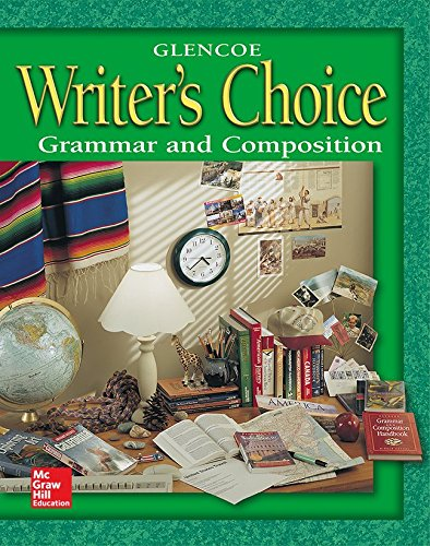 Writer's Choice Grade 8 Student Edition : Grammar and Composition