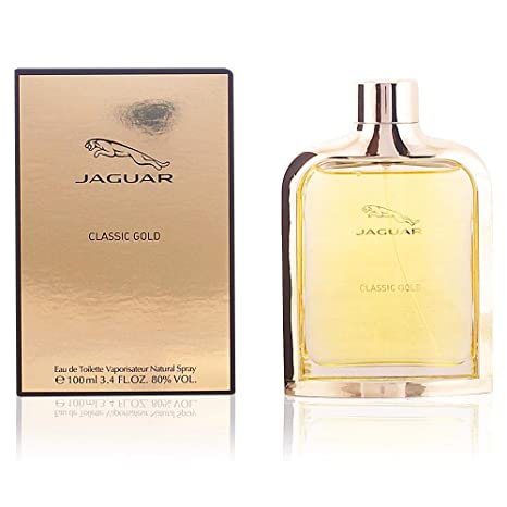 Buy Jaguar Classic Gold Eau De Toilette For Men 100ml Online At Low