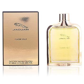 5f4107d45 Classic Gold by Jaguar for Men - Eau de Toilette, 100ml: Amazon.ae