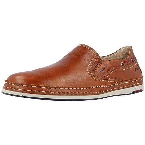 Mocasines para Hombre, Color marrón, Marca FLUCHOS, Modelo Mocasines para Hombre FLUCHOS 9397 Marrón: Amazon.es: Zapatos y complementos