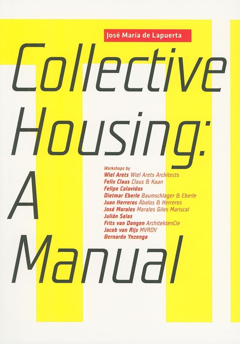 Read Online COLLECTIVE HOUSING: A MANUAL pdf
