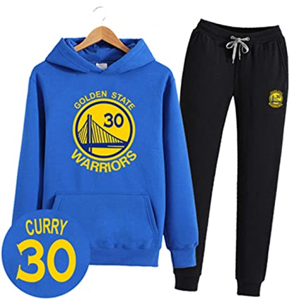 pretty nice b333d e7641 NBA Hoodie Set Golden State Warriors Stephen Curry #30 ...
