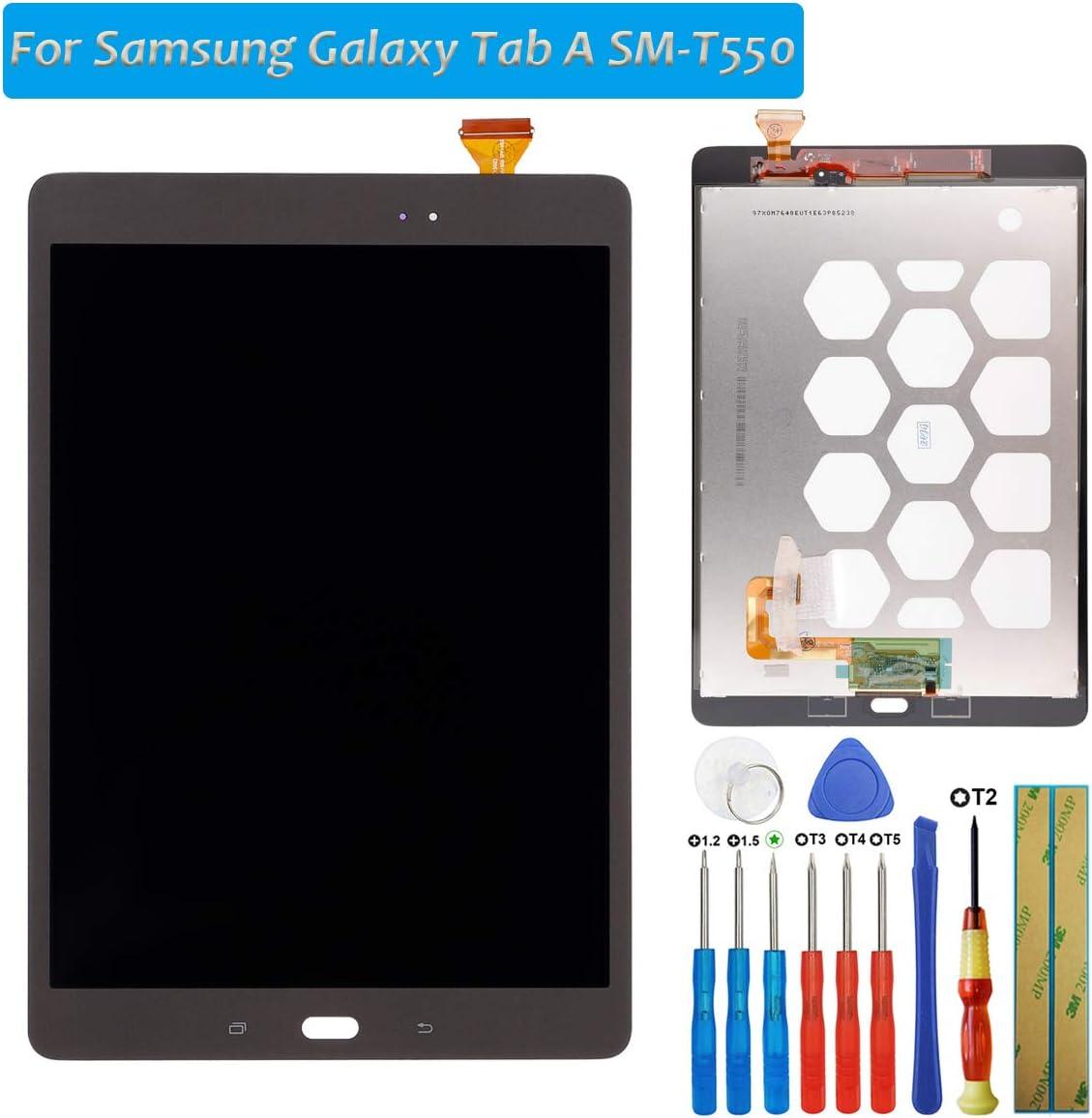 Pantalla Touch LCD + kit para Galaxy Tab A SM-T550 / SM-T555