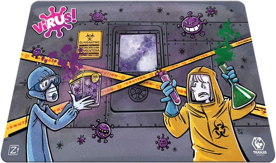 Zacatrus!- Tapete para Juego Virus (1): Amazon.es: Juguetes y juegos