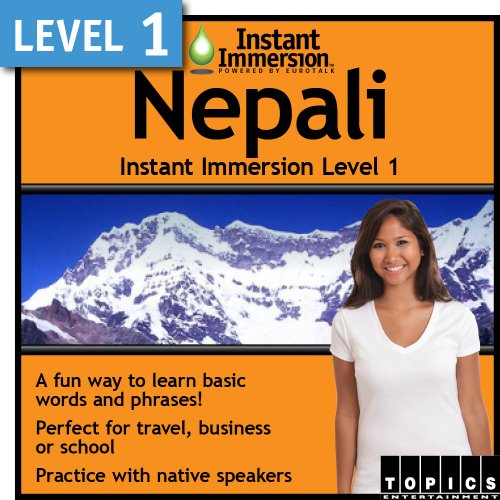 Instant Immersion Level 1 - Nepali [Download] by Topics Entertainment