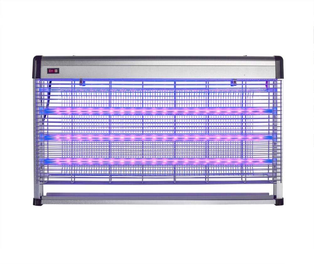GAOLIQIN LED Mosquitto Mörder, Wanzen-Zapper, Ultra-Leise, Keine Strahlung, Professionelle elektronische Inneninsekten-Mörder-Lampe, Wand-Hängen und horizontale Platzierung für Handels-/inländisches