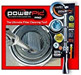 Power Pic Pro – Filter Cleaning Tool Perfect for All Washable Air Filters & Recharge Kits. Use on K&N, Spectre, Etc.