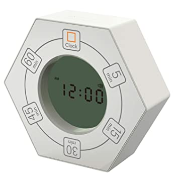 Hexagon Rotating Timer