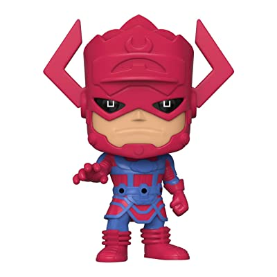 Funko Pop! Marvel: Fantastic Four - Galactus, Multicolor: Toys & Games