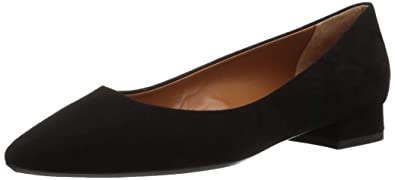 151b98d23ba Image Unavailable. Image not available for. Color  Aquatalia Women s PENINA  Suede Ballet Flat ...
