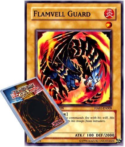Flamvell Guard HA01-EN009 Limited Edition Yugioh Super Rare