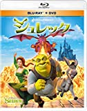 Shrek Blu-ray & DVD (2Pieces Set) [Blu-ray]