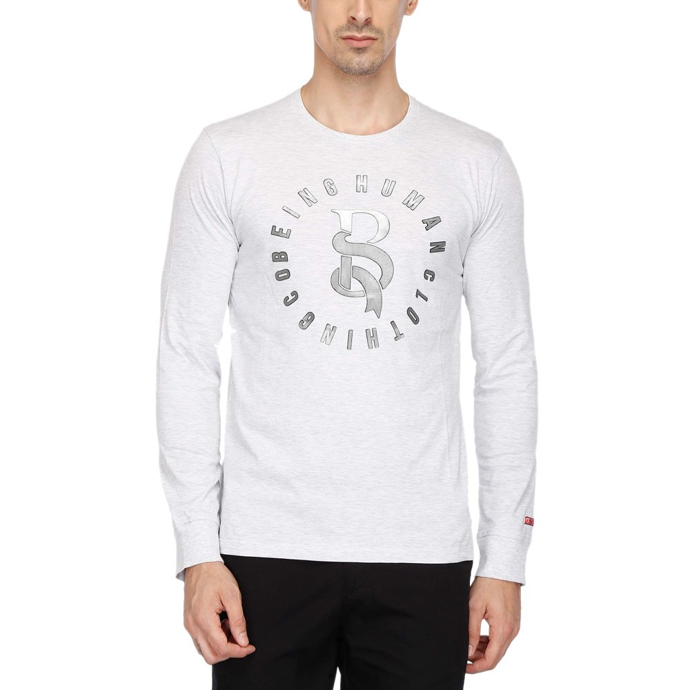 bf04d17c Being Human Mens Regular Fit Round Neck Printed T-Shirt: Amazon.in: Clothing  & Accessories