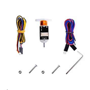 Improve Printing Precision Auto Bed Leveling Sensor for 3D Printer Heat Bed Auto-Level Touch Probe Module//3D Touch Bed Leveling(1 Set)