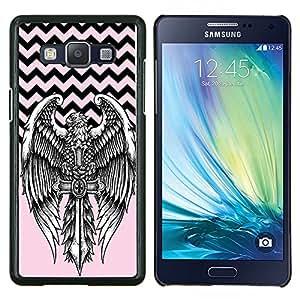 Dragon Case - FOR Samsung Galaxy A5 A5000 A5009 - If I change shape - Caja protectora de pl??stico duro de la cubierta Dise?¡Ào Slim Fit