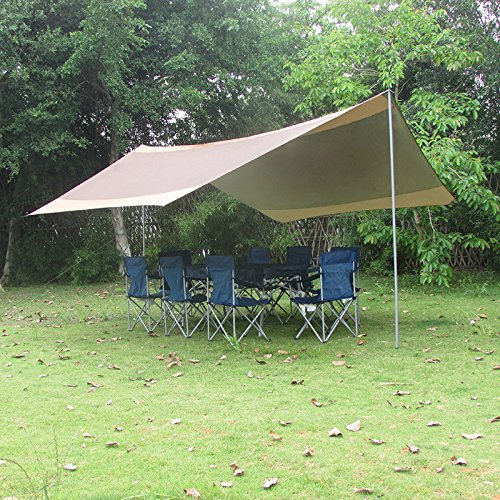 mccoutdoor canopy zelt auto sonnenschutz baldachin zelt pavillon lichtdicht camping schatten. Black Bedroom Furniture Sets. Home Design Ideas