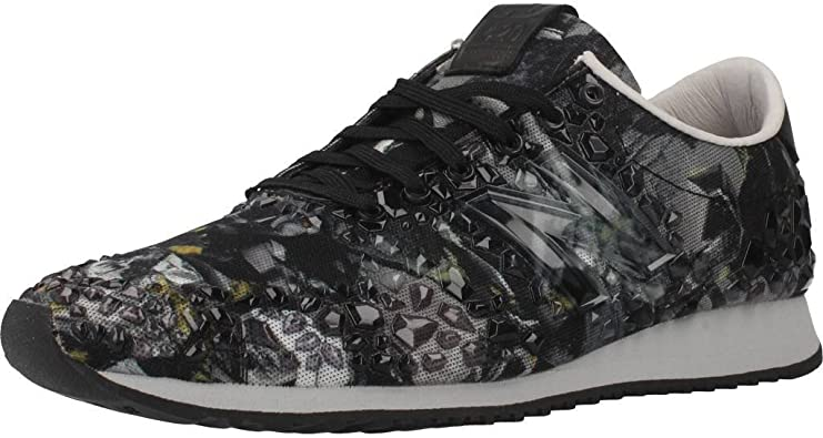 New Balance Buty 420 70s Running Women, Protectores de Dedos. para Mujer, Dsi Black Silver: Amazon.es: Zapatos y complementos