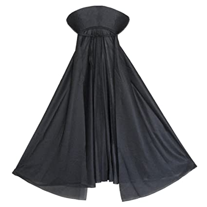 Amazon Seasonstrading Child Black Vampire Cape With Collar