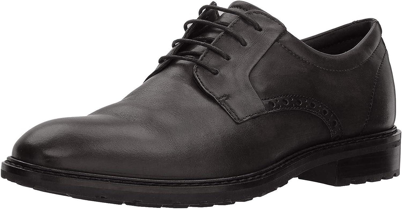 ECCO Vitrus I, Zapatos de Cordones Oxford para Hombre
