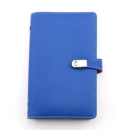 Amazon name card book holder business card organizer for 240 name card book holder business card organizer for 240 cards blue colourmoves
