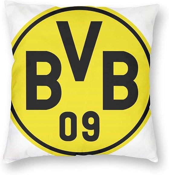 Amazon.com: BVB 09 Borussia Dortmund - Funda de cojín ...