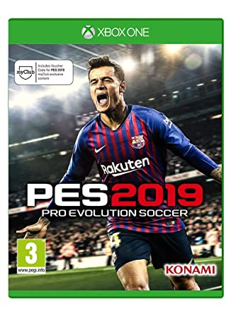 Pro Evolution Soccer 2019 (Xbox One) (Xbox One): Amazon co uk: PC