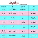 Angelina Cotton Low Cut Trainer Socks
