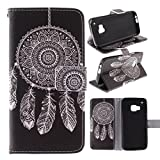 Best Kickstands For HTCs - HTC One M9 Case, Ranyi [Cute Cartoon Painting Review