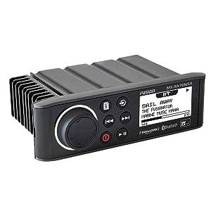 Fusion MS-RA70NSX Marine Entertainment System with NMEA 2000 & SiriusXM-Ready