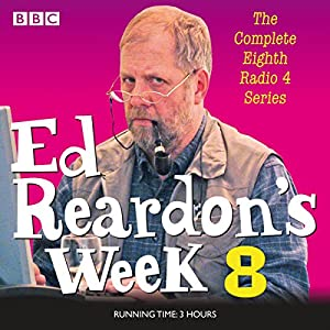 Ed Reardon's Week: Series 8 Radio/TV Program
