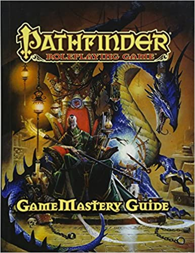 Pathfinder Roleplaying Game: GameMastery Guide Pocket Edition: Paizo