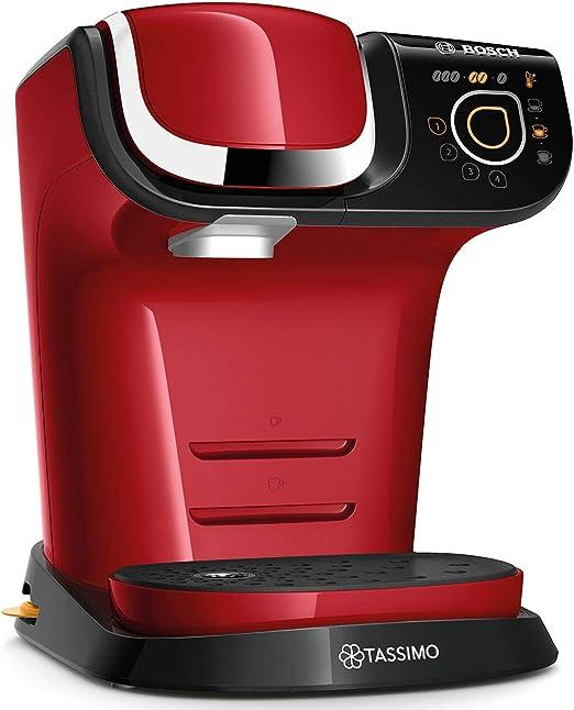 Bosch TAS6502 Tassimo My Way 2 - Electrodomésticos rojo ...