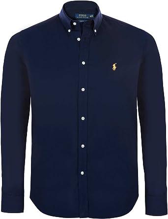 Polo Ralph Lauren I camisa para caballeros I Slim Fit I Camisa ...