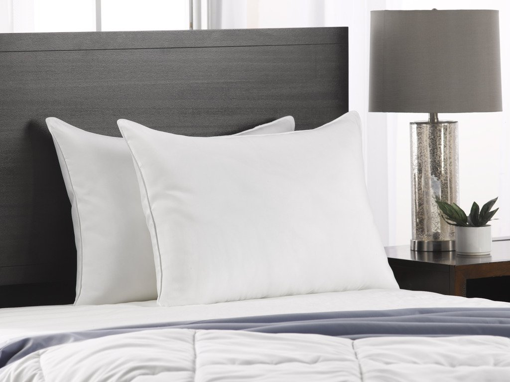 Firma exquisita Hotel Lujo Felpa Gusseted - Almohadas de ...
