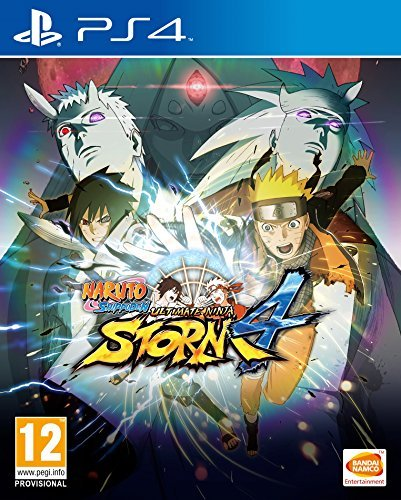 Naruto Shippuden: Ultimate Ninja Storm 4 (PS4) by Namco ...