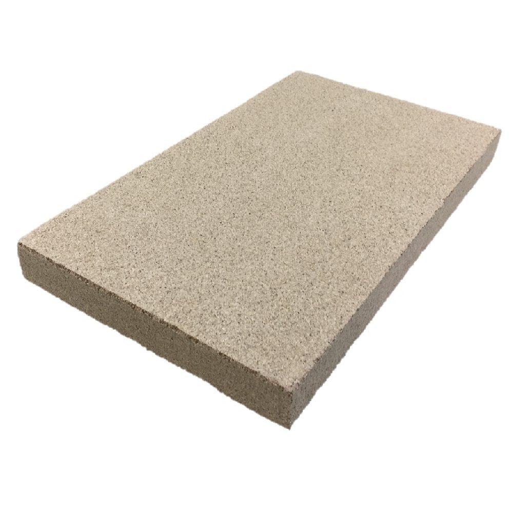 Piattaforma di Vermiculite, 600X 400X 30mm 600kg/M³ Schamotte-Shop.de