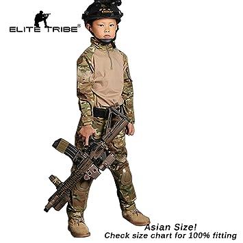 Amazon.com: Táctica uniforme G3 Comat uniforme pantalones ...