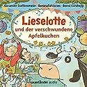 Lieselotte und der verschwundene Apfelkuchen Hörbuch von Alexander Steffensmeier Gesprochen von: Bernd Kohlhepp