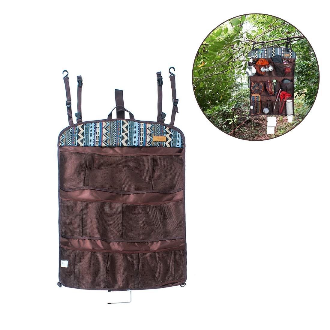 ZYWTZ ZYWTZ ZYWTZ Outdoor-Multifunktions-Aufbewahrungstasche, Tragbare Zelt Home Wall Storage hängende Tasche Tür Aufbewahrungsnetz Tasche B07PDLMWBK | Moderater Preis  3b8958