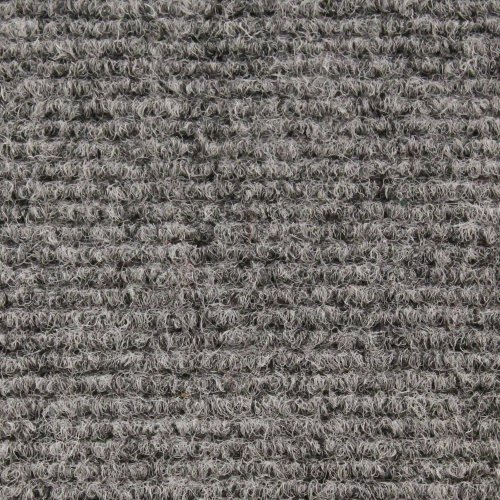 Indoor/Outdoor Carpet with Rubber Marine Backing - Gray 6' x 10' - Several Sizes Available - Carpet Flooring for Patio, Porch, Deck, Boat, Basement or Garage