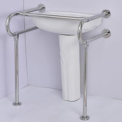 WYYFS HPLL Baranda de baño/Acero Inoxidable Barras de Agarre ...