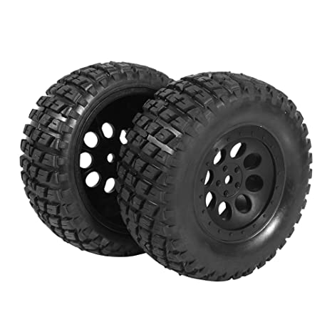 Amazon Com Alomejor Rc Car Tyres Durable High Performance Wheel