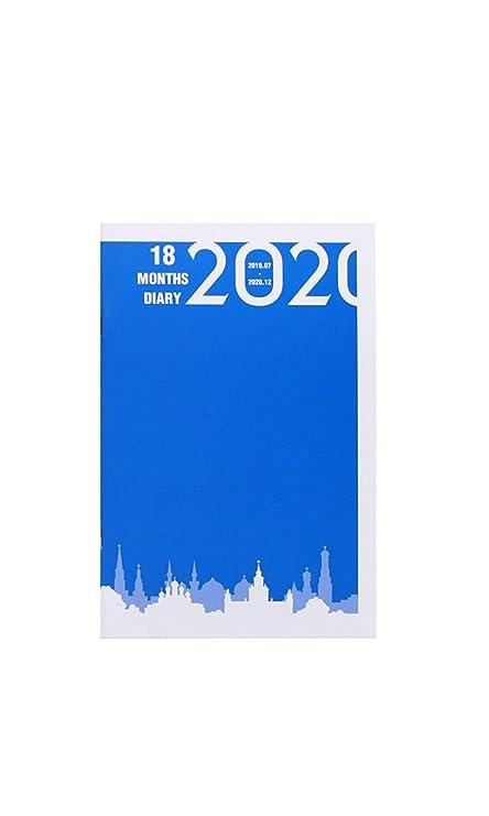 Cuaderno planificador Agenda Bullet Diario A5 B5 Reuniones ...